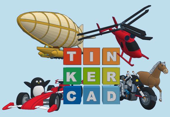Recurso: Software Impresión 3D: Tinkercad